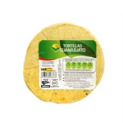Pre-Cut Corn Tortillas 1kg  | 360 Pieces | Totopos | Mexican | Buy Online | UK